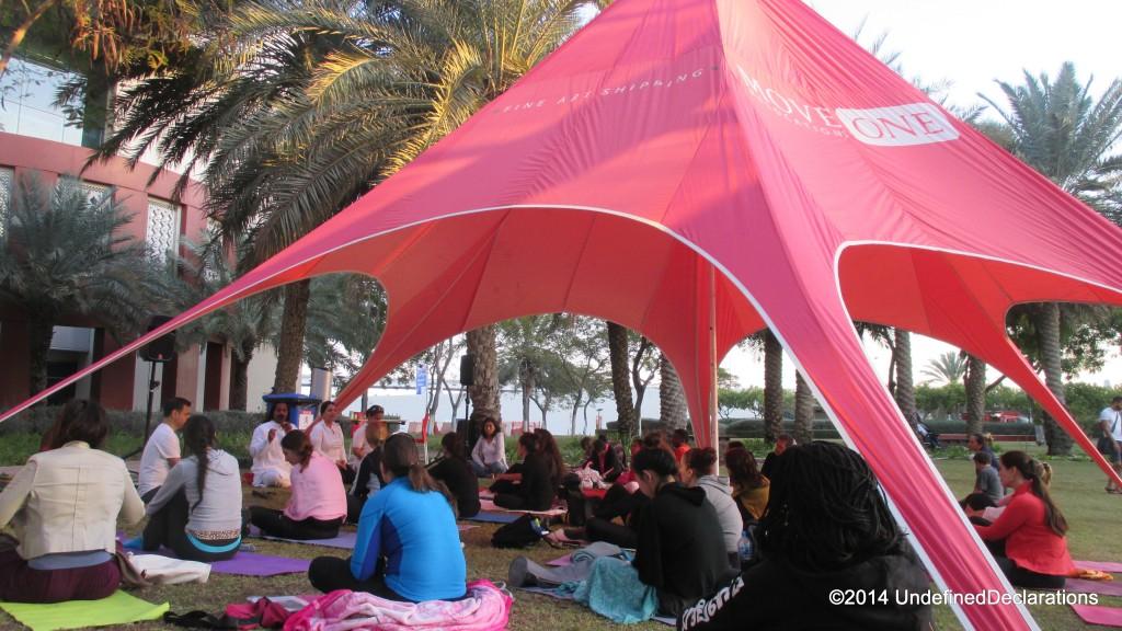 Meditation Tent
