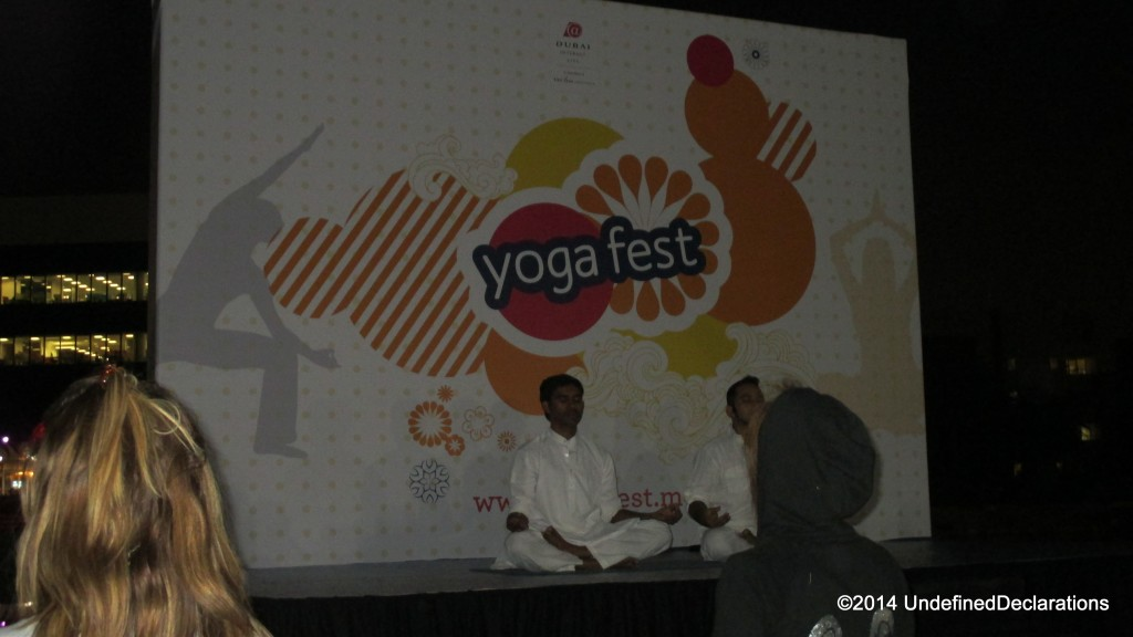 Full Moon Yoga with Yogafest
