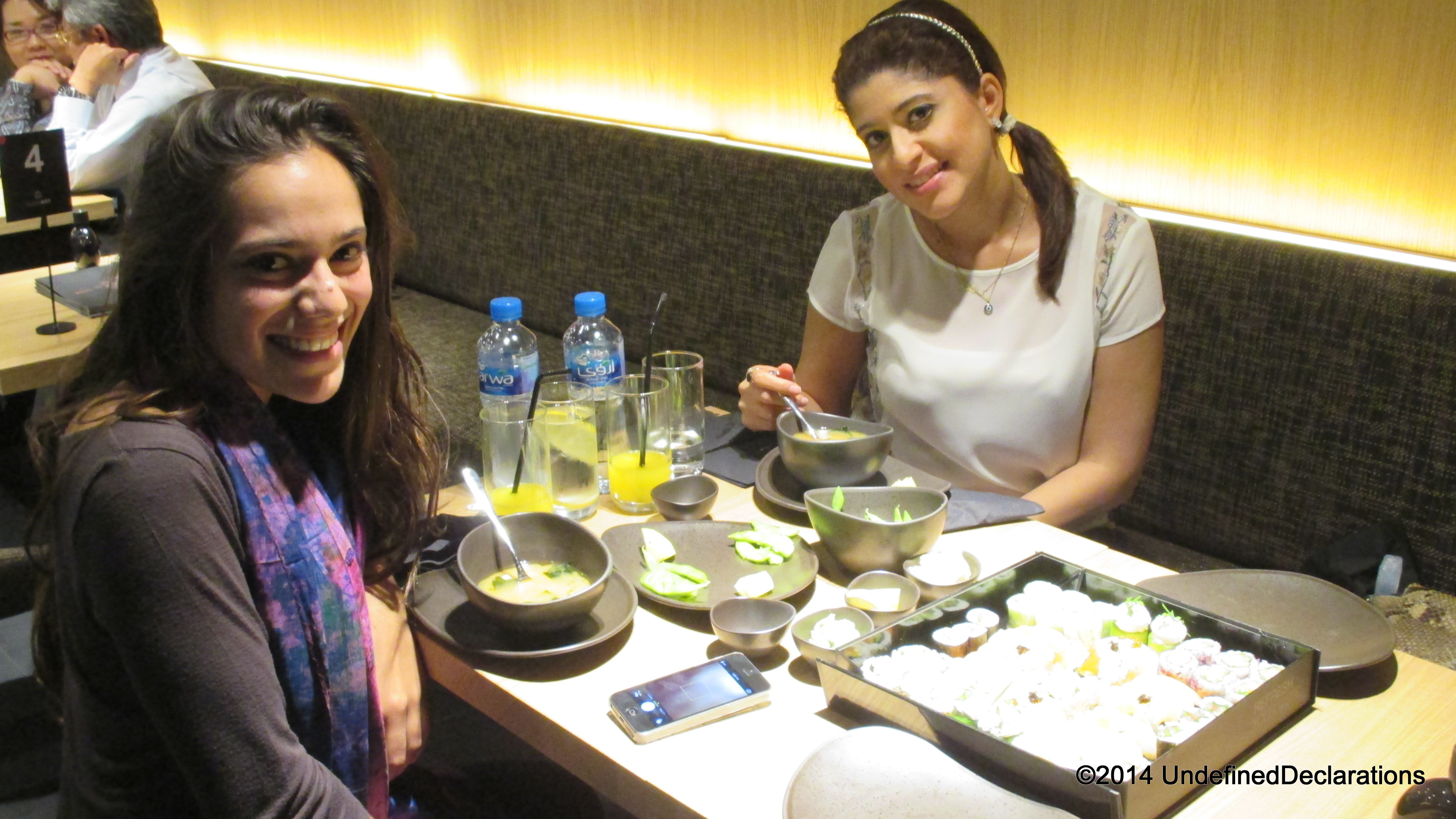 UD Review: Sushi Art DIFC