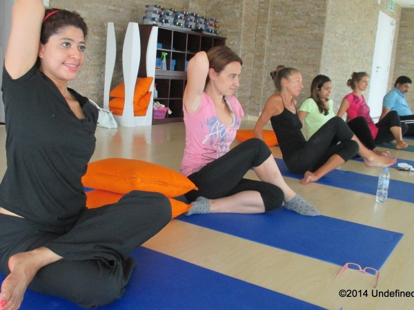 Yoga Workshop with Yoga Ashram