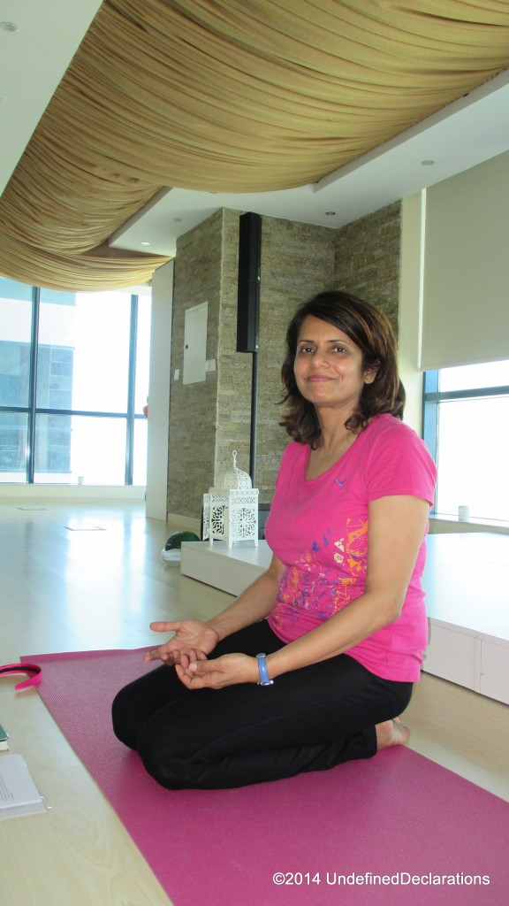 Sri Sri Yoga Instructor at Yoga Ashram