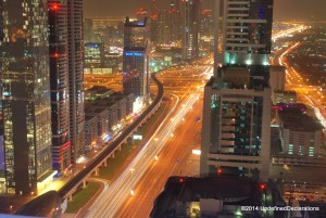 The View from the Roof Top at Four Points By Sheraton SZR
