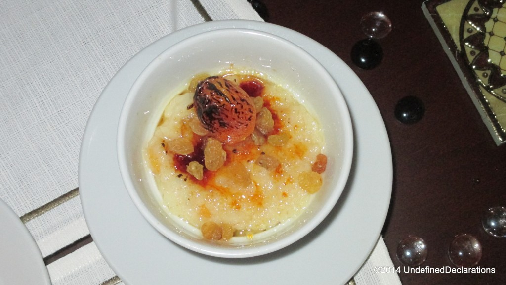 Moroccan Rice Pudding