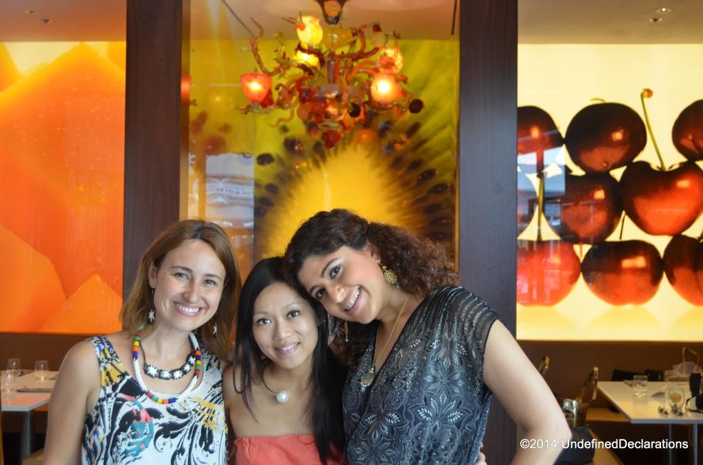 Blogger Friends Forever!