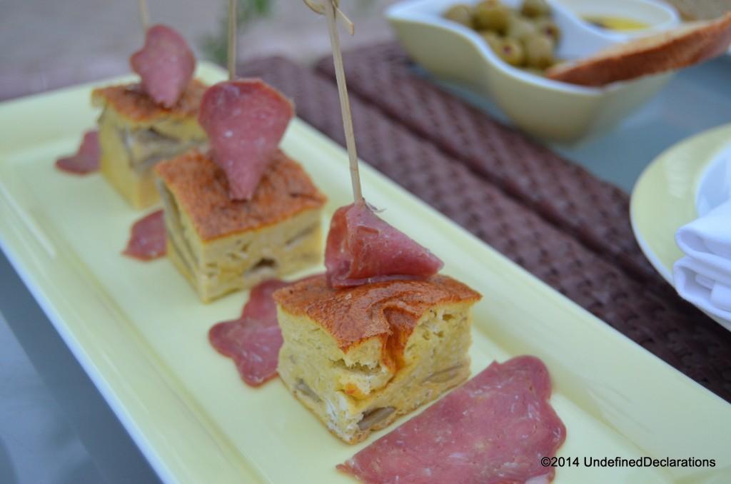 Spanish Tapas at Long Bar - Barr Al Jissah Resort & Spa