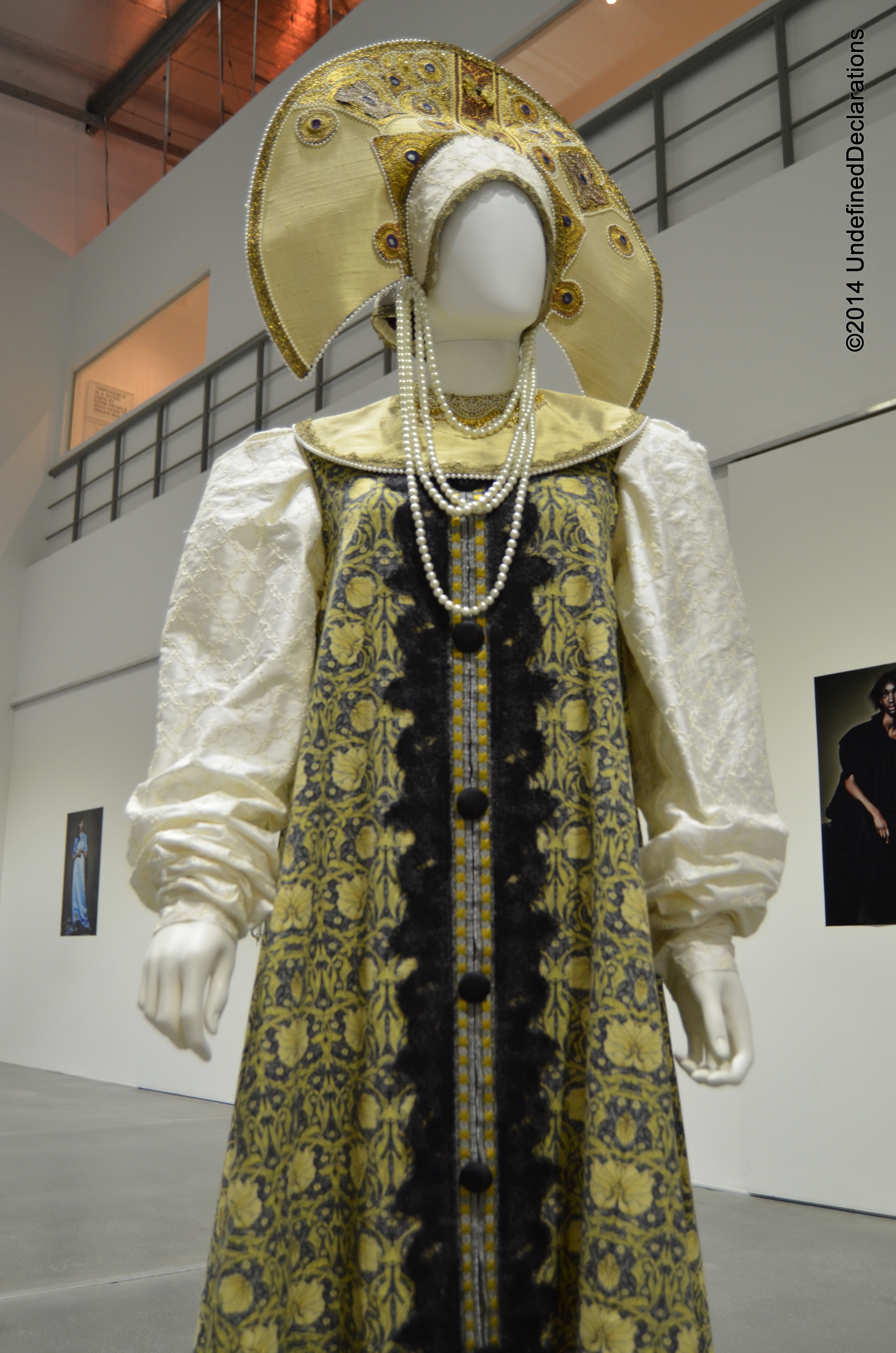 "Event Review: London College of Fashion ""Art of Dress"" Exhibition in Dubai"
