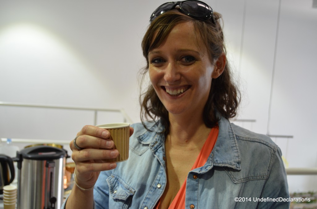 Anabelle de Gersigny, Co-editor of fat Nancy's new diet