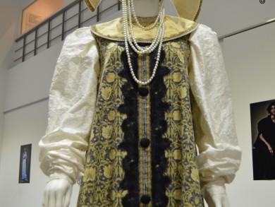 LCF Art of Dress Exhibition in Dubai