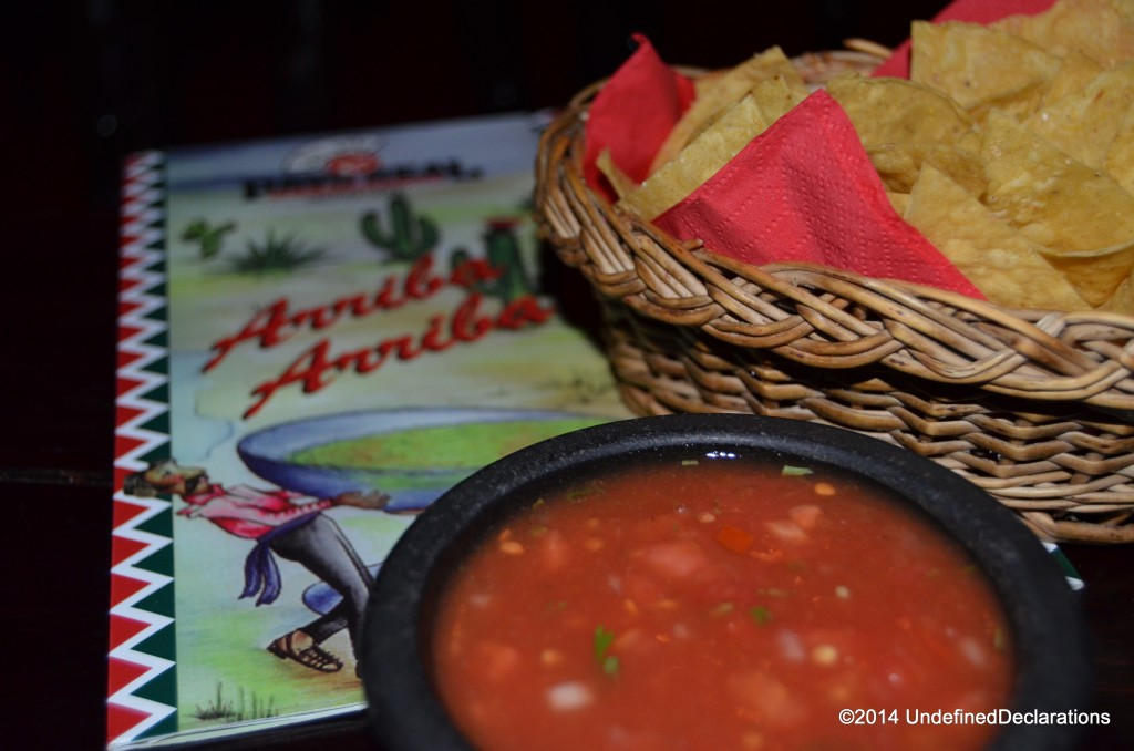 Mexican fare at Pavo Real Muscat