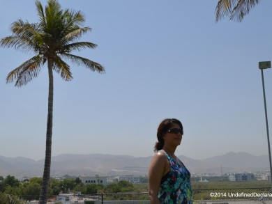 Rebellious Diva at Crowne Plaza Muscat