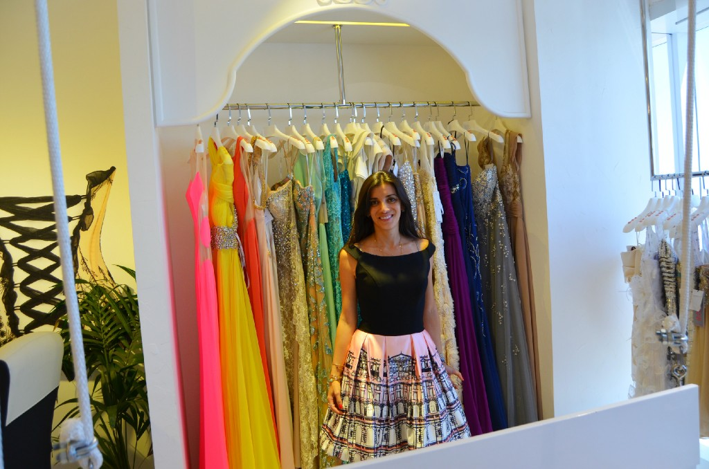 Dina Daryani, Owner and Managing Partner of thedressroom.com