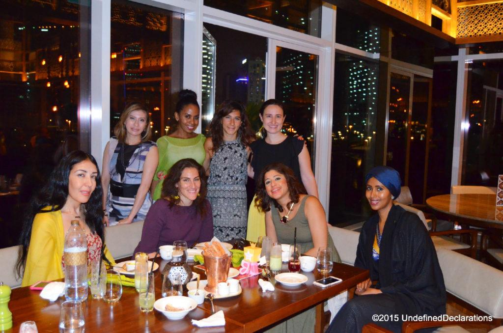 Lovely Birthday Iftar at Tesoro Dubai